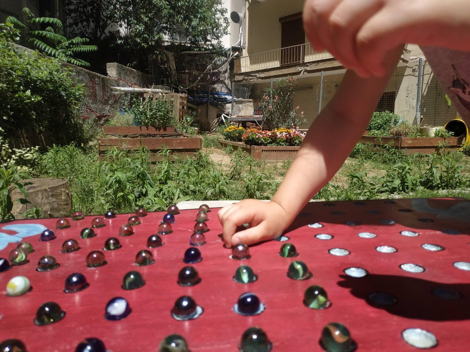 Kαρέ από τις γειτονιές της Άλλης Θεσσαλονίκης που παραμένει στο παιχνίδι…