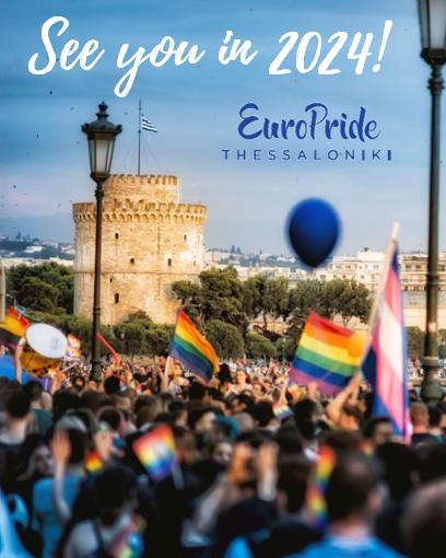 Στη Θεσσαλονίκη το EuroPride 2024