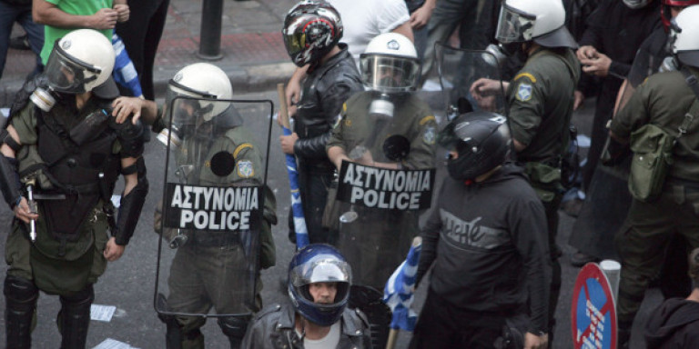Πώς θα εξουδετερωθούν οι φασίστες της ΕΛ.ΑΣ;