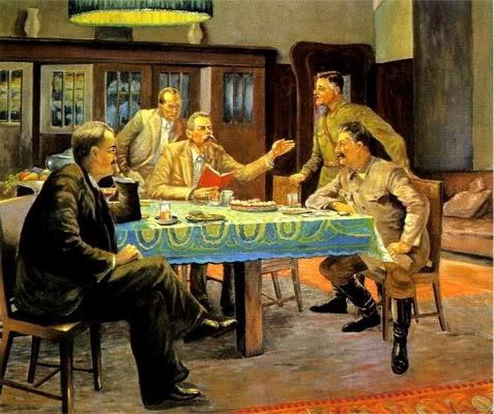Επιστολές σε έναν ανασφαλή τύραννο, τον σύντροφο Στάλιν. Του Δημοσθένη Παπαδάτου-Αναγνωστόπουλου
