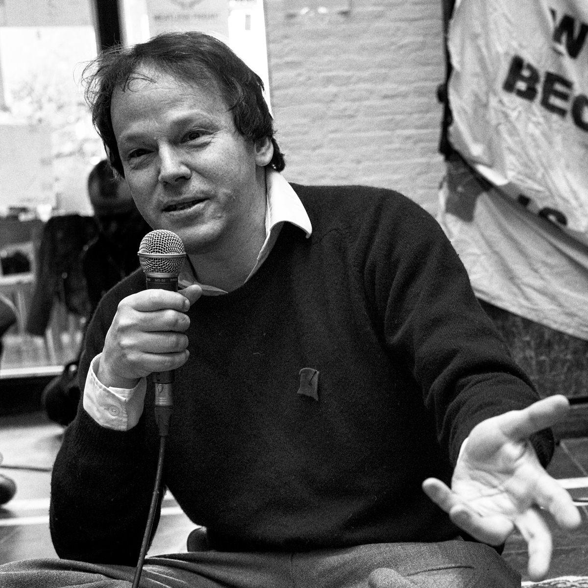 Πέθανε ο αναρχικός, ακτιβιστής και ανθρωπολόγος David Graeber
