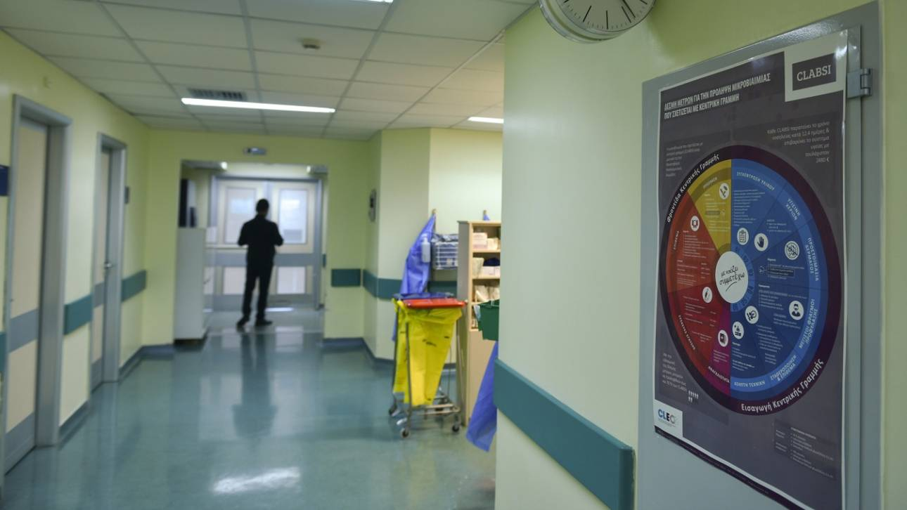 Ρεκόρ εισαγωγών στο Ιπποκράτειο – Σε νοσοκομείο αποκλειστικά για περιστατικά Covid μετατρέπεται ο Αγ. Παύλος