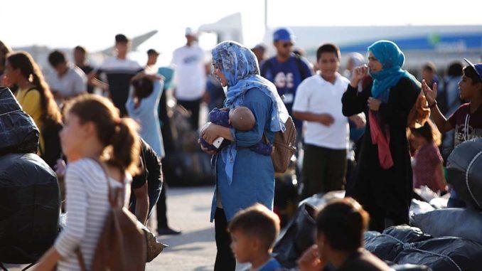 Πρόσφυγες: στο έλεος του Covid-19 και του Μηταράκη. Του Θανάση Κούρκουλα