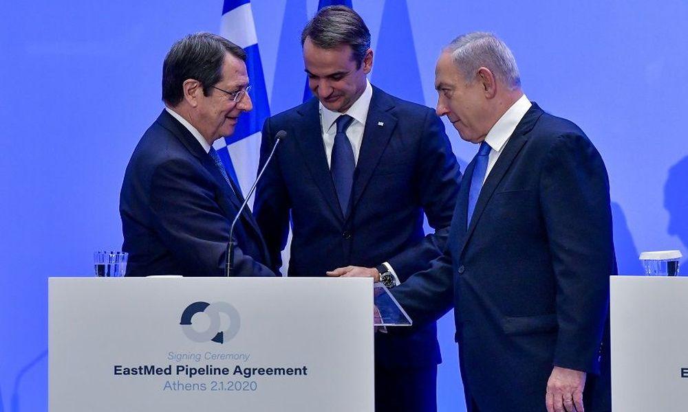 Ο East Med και το μέλλον της ενέργειας για το 2020