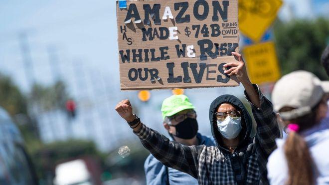 ΗΠΑ: Σχεδόν 20.000 κρούσματα κορωνοϊού στην Amazon