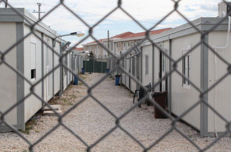 Επίταξη ακινήτων για τη δημιουργία κλειστών κέντρων κράτησης
