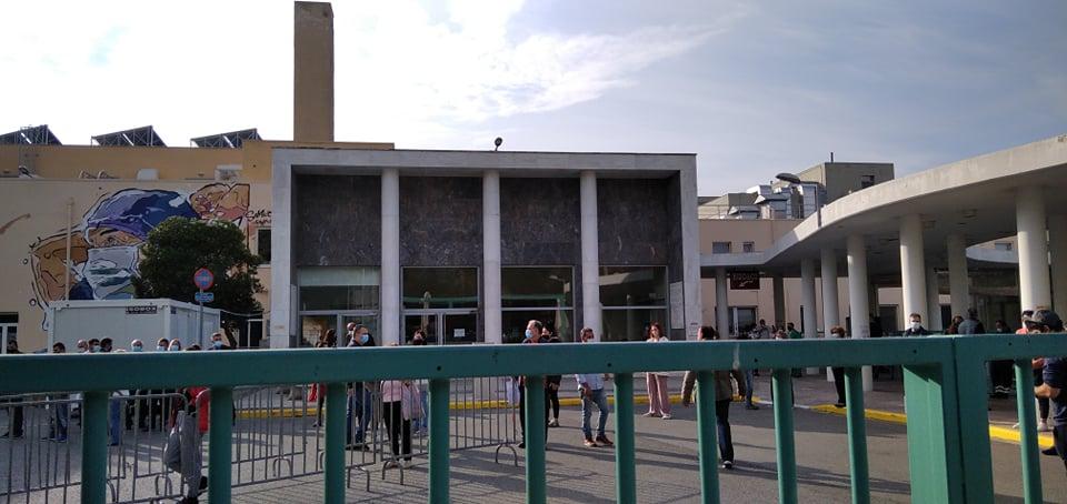 Διπλασιασμός των ασθενών Covid σε ΜΕΘ στη Θεσσαλονίκη- Χωρίς ενίσχυση παραμένουν τα νοσοκομεία