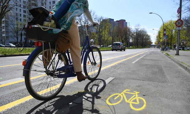 Ποδήλατο εναντίον Κορονοϊού στον κόσμο! Η Ελλάδα εκτός μάχης…