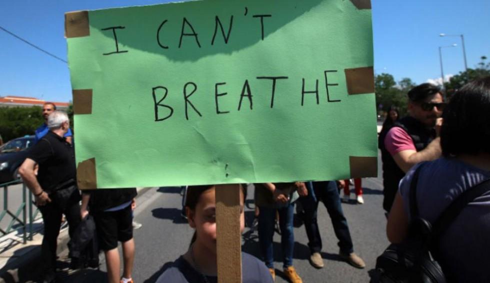 Η Θεσσαλονίκη θέλει να ανασάνει: Πορεία στις 17 Οκτώβρη ενάντια στην καύση απορριμμάτων