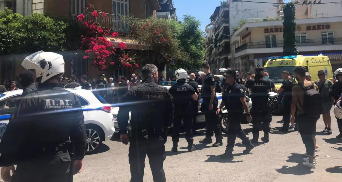 Καταγγελία για αστυνομική βία στα Σεπόλια: ΔΙΑΣ χτυπούσαν 24χρονο με γκλομπ και κλωτσιές