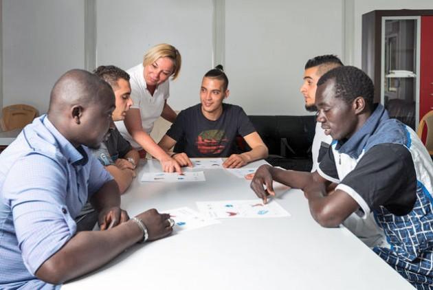Γερμανία: Αγκάθια στην κοινωνική ένταξη των προσφύγων