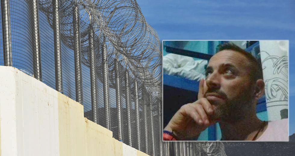 Αναστέλλει την απεργία πείνας και δίψας ο Βασίλης Δημάκης