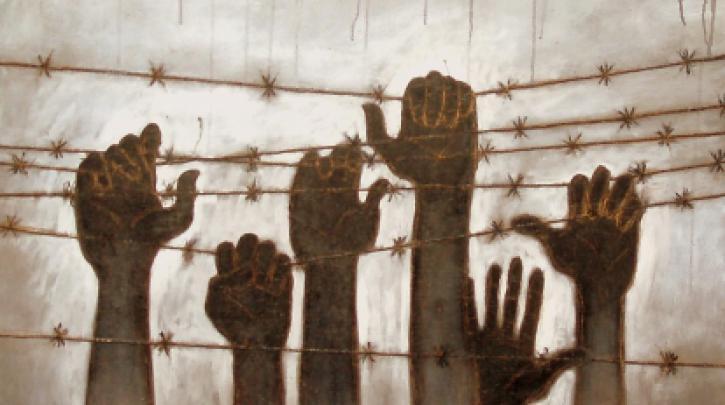 Επόμενος σταθμός της κρατικής θανατοπολιτικής οι φυλακές Λάρισας