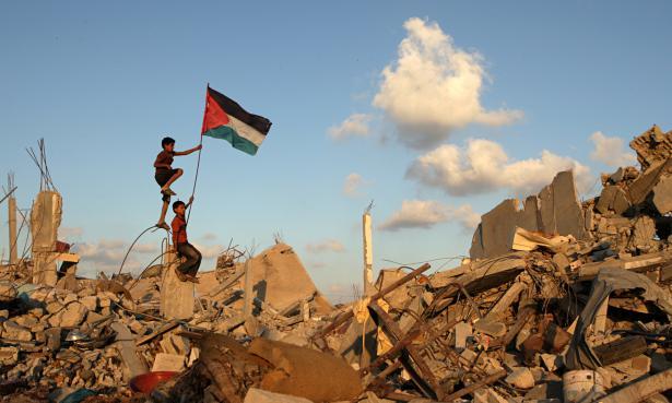 Καλλιτέχνες από όλο τον κόσμο υπογράφουν για την άρση του αποκλεισμού της Γάζας