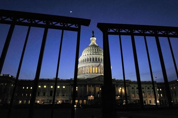 Διακοπή της λειτουργίας της κυβέρνησης των ΗΠΑ
