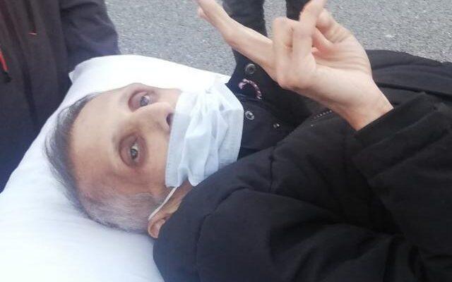 Ο Ιμπραήμ Γκιοκτσέκ των Grup Yorum σταματά την απεργία πείνας