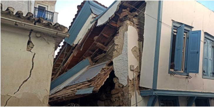 Σάμος και Σμύρνη μετρούν τις πληγές τους- Δύσκολη η νύχτα μετά τον φονικό σεισμό