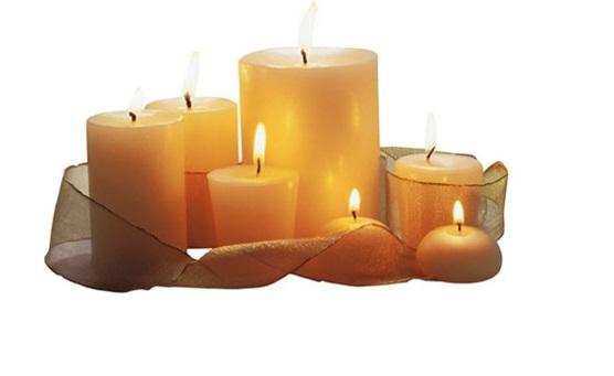 Χρήσιμες συμβουλές για τα κεριά!