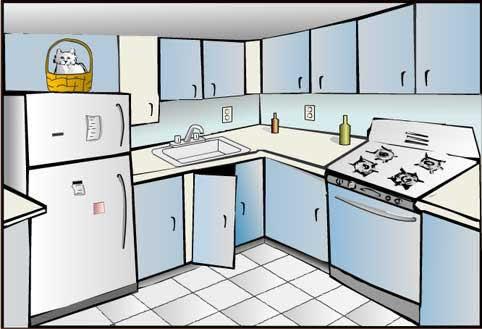 Χρήσιμες συμβουλές για καθαρή κουζίνα!