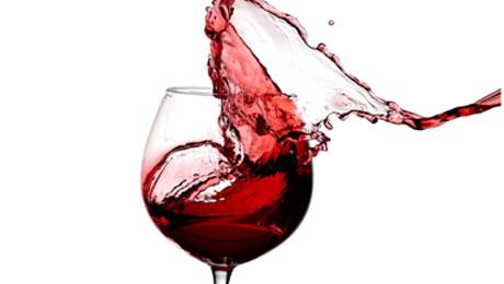 Λεκές από κόκκινο κρασί; Δράστε γρήγορα!