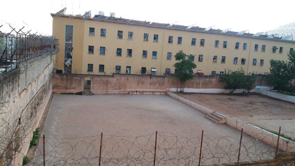 Κινητοποίηση των κρατουμένων στον Κορυδαλλό με αίτημα την λήψη μέτρων για την πανδημία