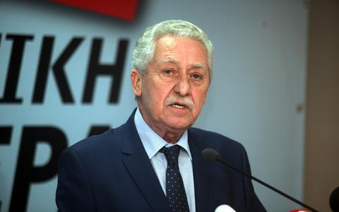 Κουβέλης: Όχι σε συνεργασία με τον ΣΥΡΙΖΑ