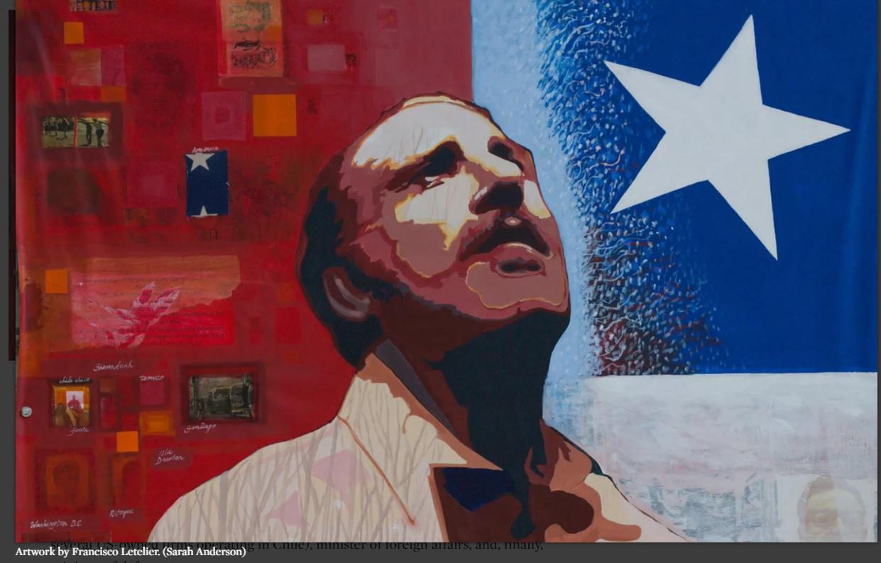 40 χρόνια πριν, αυτός ο χιλιανός εξόριστος  μας προειδοποίησε για το δόγμα του σοκ. Στη συνέχεια δολοφονήθηκε