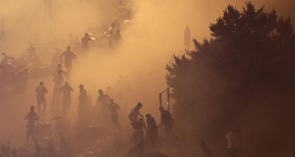 Κύμα διαδηλώσεων κατά της λιτότητας στον Λίβανο