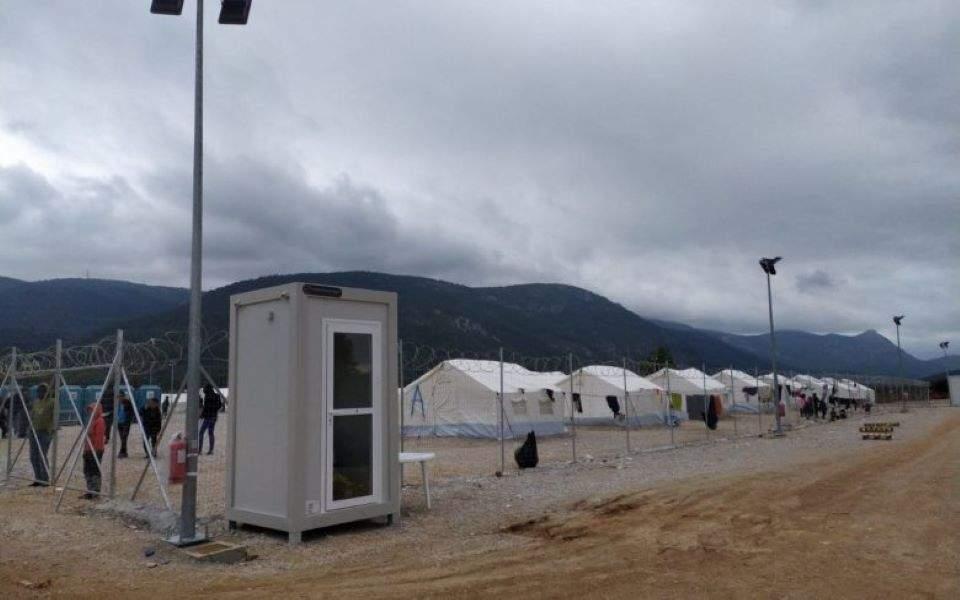 Κρούσμα κορονοϊού και στην δομή προσφύγων στη Μαλακάσα- Σε καραντίνα για 14 μέρες