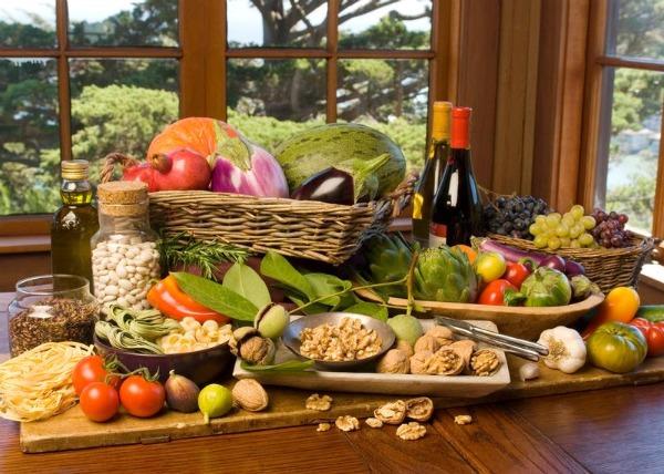 """Η μεσογειακή διατροφή…το """"όπλο"""" κατά της παχυσαρκίας"""