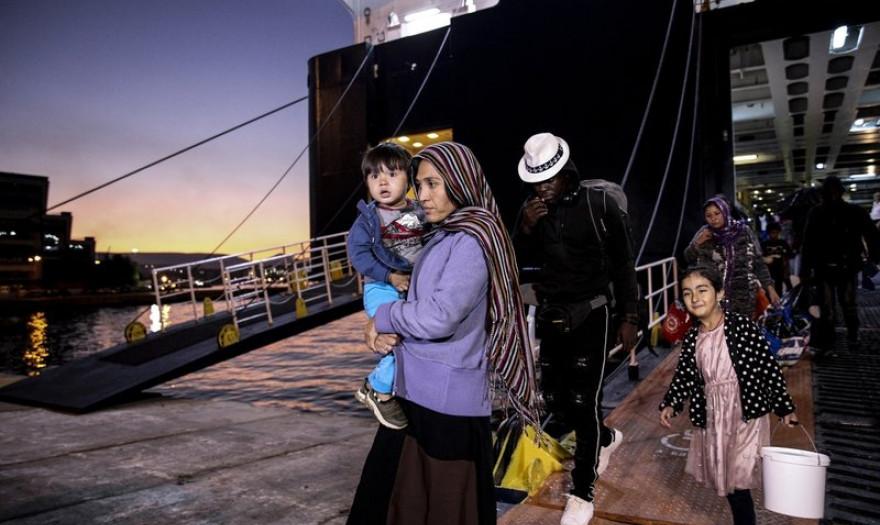 Οι γυναίκες πρόσφυγες κινδυνεύουν περισσότερο αυτή την περίοδο κρίσης από την έμφυλη βία