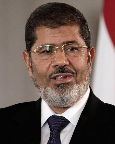 Παρατείνεται η κράτηση του Μοχάμεντ Μόρσι