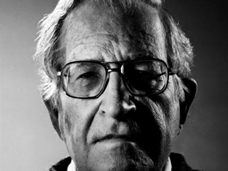 Η «οργή» του Noam Chomsky