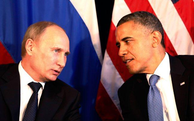 Ομπάμα: Παιδί που βαριέται ο Πούτιν