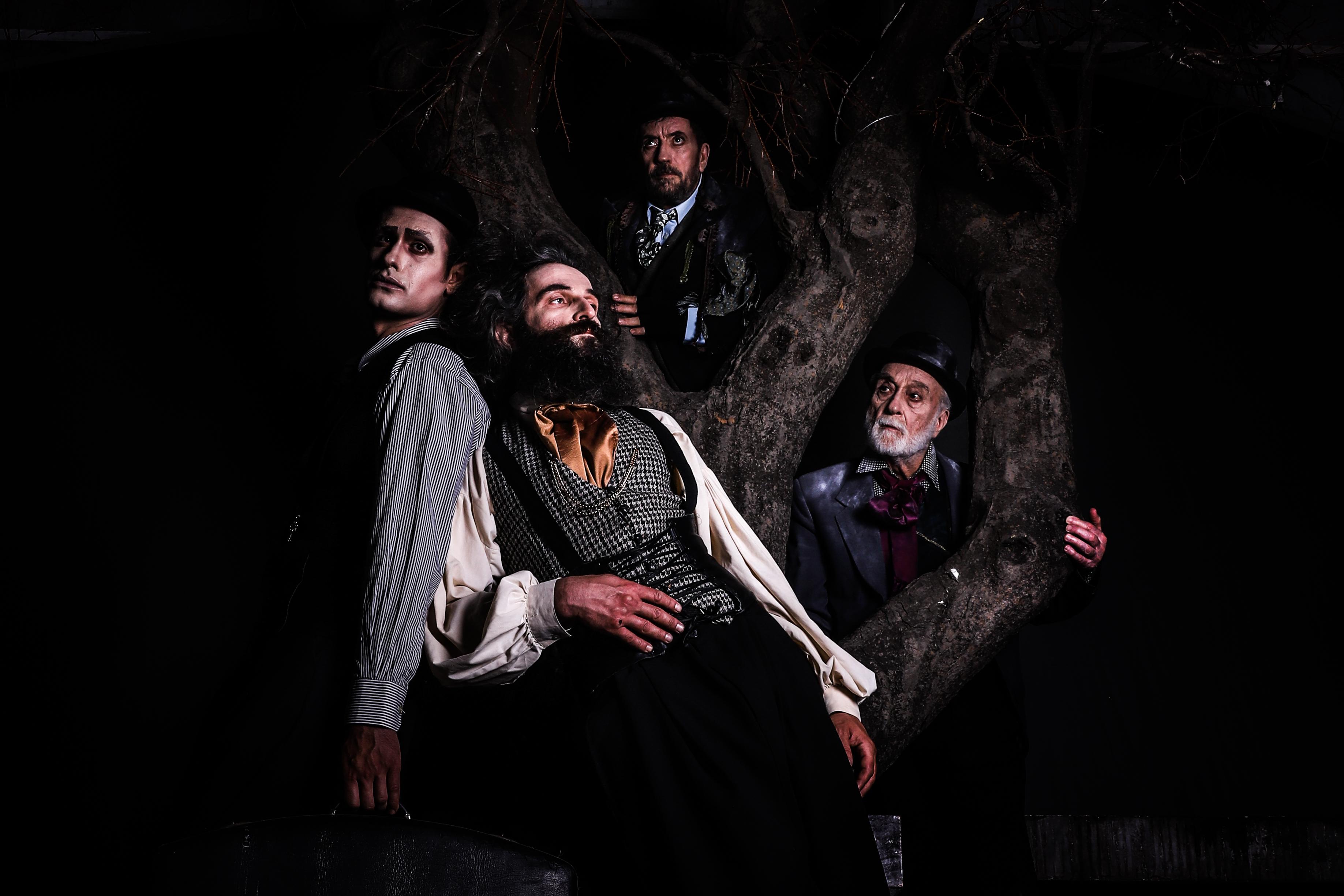 «Περιμένοντας τον Γκοντό», 25, 26 και 27 Αυγούστου στο Θέατρο Δάσους