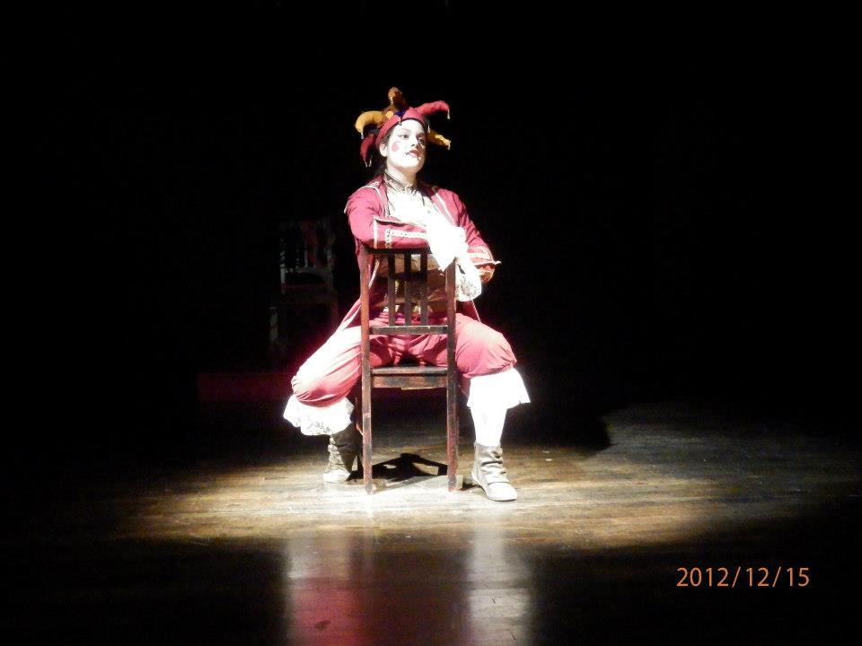 Τα Ρούχα του Βασιλιά από το Θέατρο Ντουέντε στο BlackBox