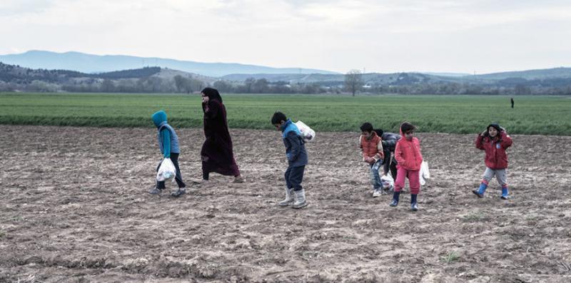 Τους 70 εκατομμύρια ξεπερνούν οι εκτοπισμένοι από πόλεμο, διώξεις και συγκρούσεις το 2018