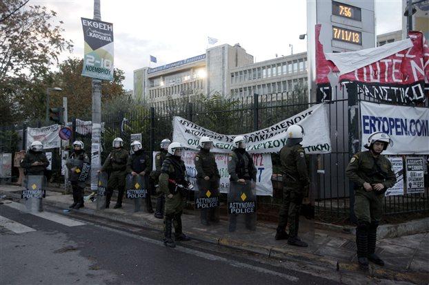 Η ανομία της κυβέρνησης και το δίκιο των εργαζομένων της ΕΡΤ. Του Γιώργου Κατρούγκαλου
