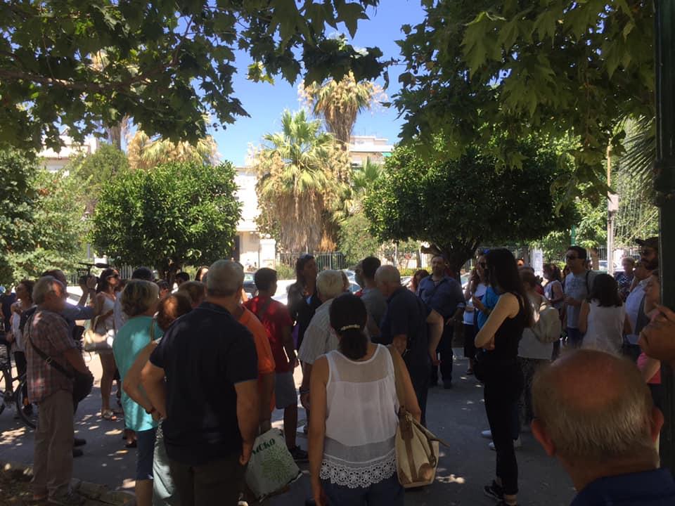 Οι κάτοικοι των Σταγιατών καταθέτουν μήνυση κατά του Αχ. Μπέου