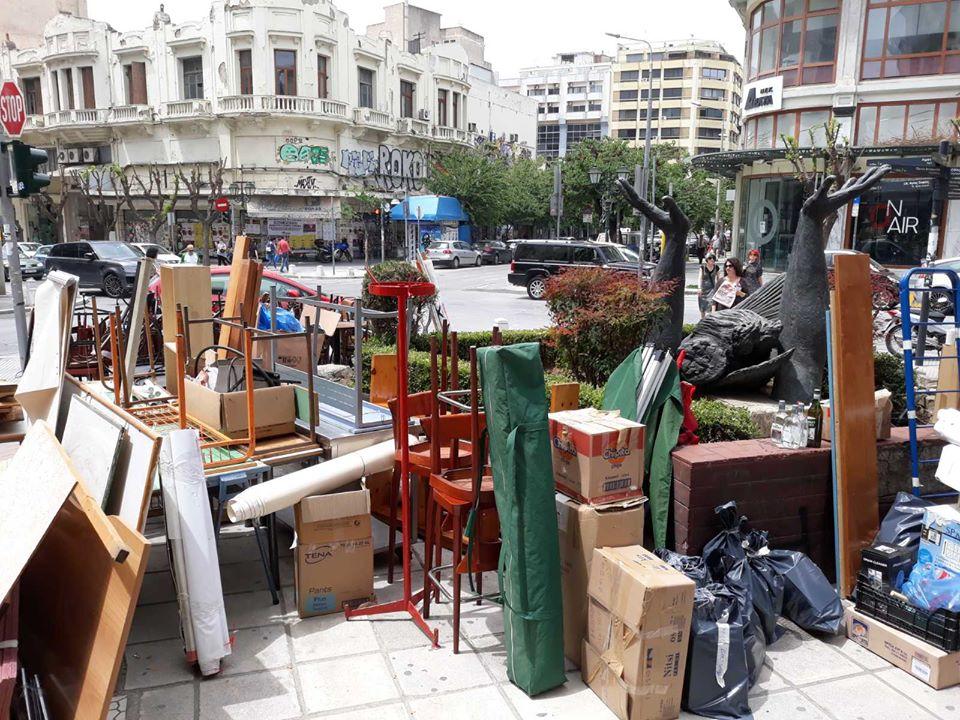 Το Κοινωνικό Κέντρο-Στέκι Μεταναστών αποχαιρετάει το πρώην ξενοδοχείο Κοσμοπολίτ και προετοιμάζεται για νέες δράσεις