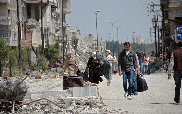 Συρία: Ο ΟΗΕ καταμετρά 592.700 άμαχους σε πολιορκημένες περιοχές
