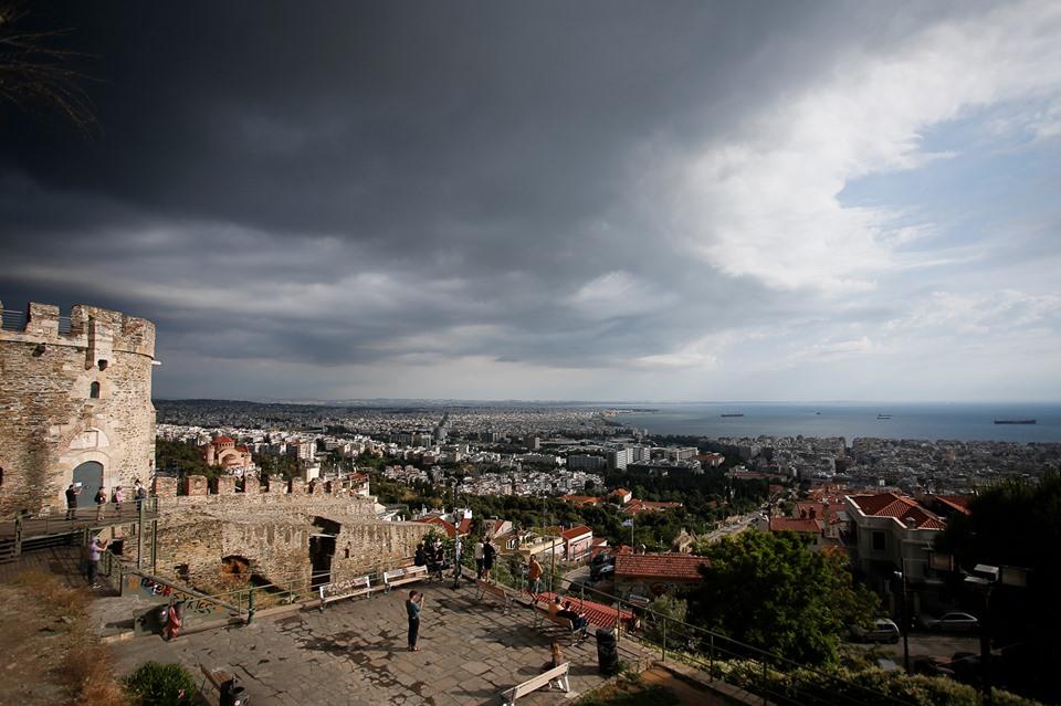 Οικολογία Αλληλεγγύη: Λόγω και της ατμοσφαιρικής ρύπανσης σε lockdown η Θεσσαλονίκη