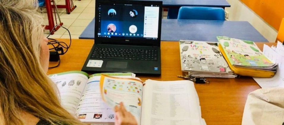 «Τηλεκπαίδευση: Ένα μικρό βήμα προς το μέλλον, ένα τεράστιο προς το παρελθόν!»
