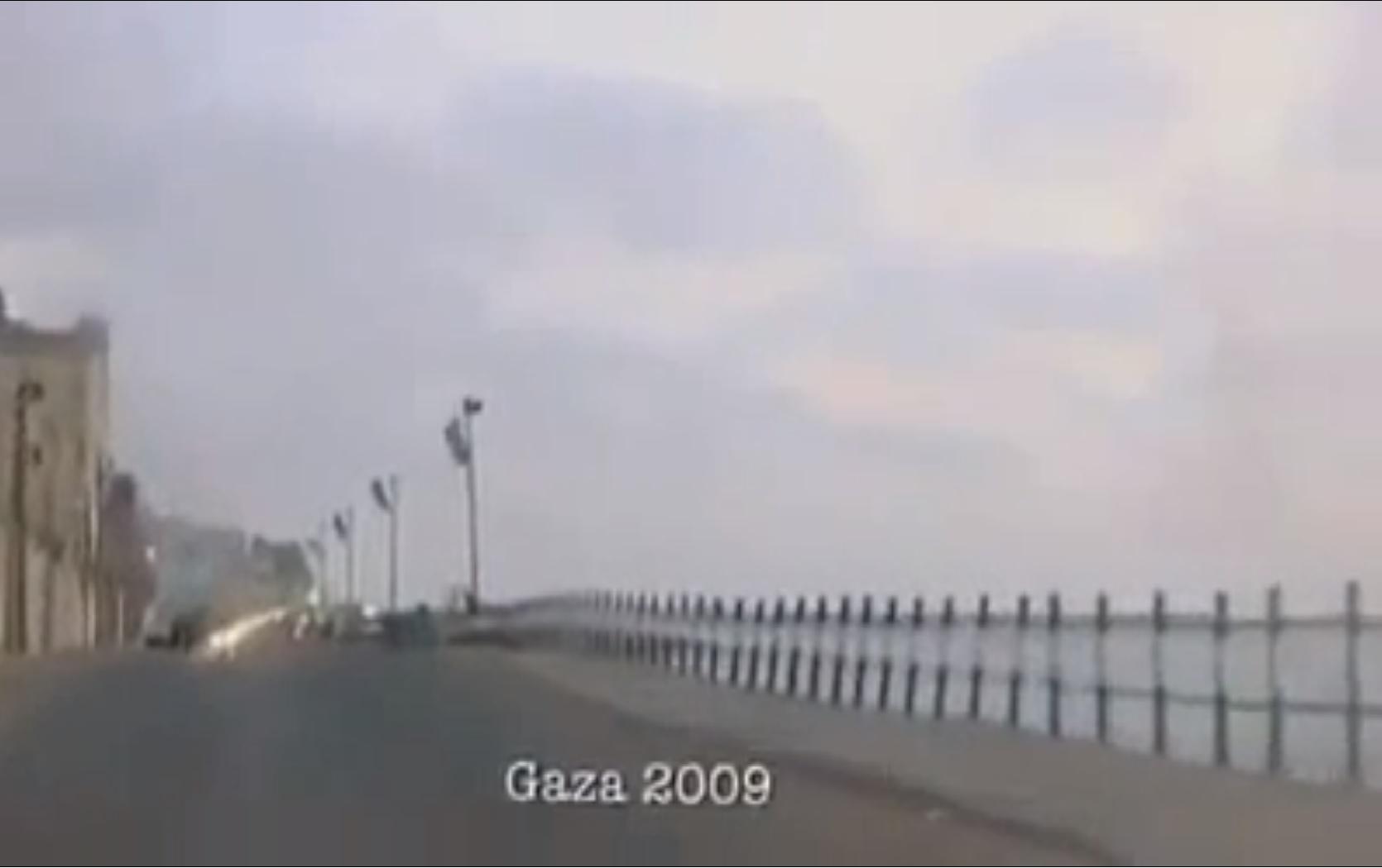 Συγκλονιστικό βίντεο από τη Γάζα