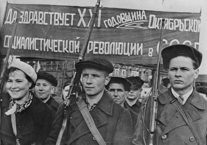 «Ψωμί, Ειρήνη, Γη». Το πρόγραμμα των Μπολσεβίκων και η Οκτωβριανή Επανάσταση