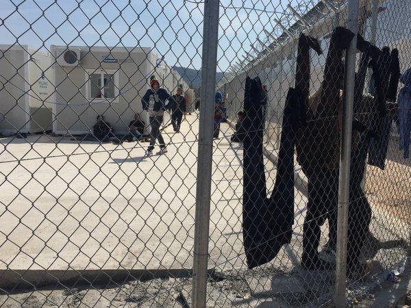 Κατέληξε στο νοσοκομείο Χίου πρόσφυγας από τη Συρία, πατέρας έξι παιδιών