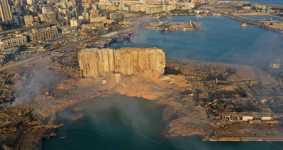 Φονικές εκρήξεις στη Βηρυτό: Θρήνος για μία ισοπεδωμένη πόλη