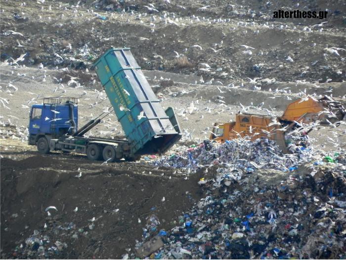 Παραλίγο σοβαρό «εργατικό ατύχημα» σε εργαζόμενο του Δήμου Θεσσαλονίκης